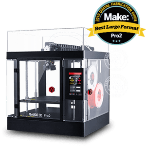 Raise 3D Pro2 3D Printer - 3D Brokkr
