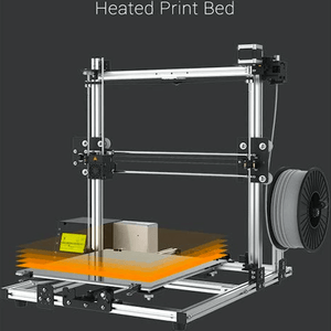 Crazy3DPrint 3D Printer - 3D Brokkr