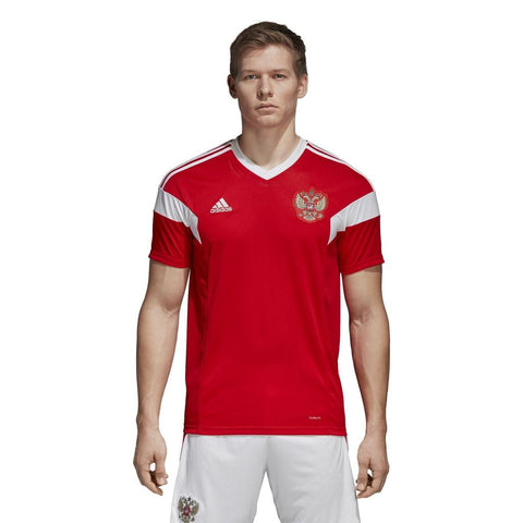 b4f9a8e38 Russia s home jersey shows us--if anything--how choosing the right color  means not having to go crazy with the patterns.
