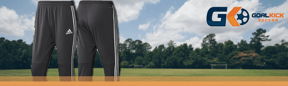 Adidas Soccer Pants Collection Banner