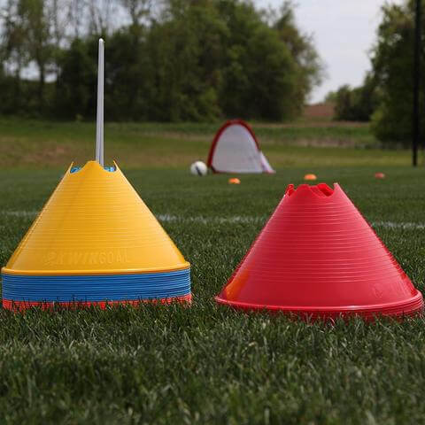 soccer coach equipment