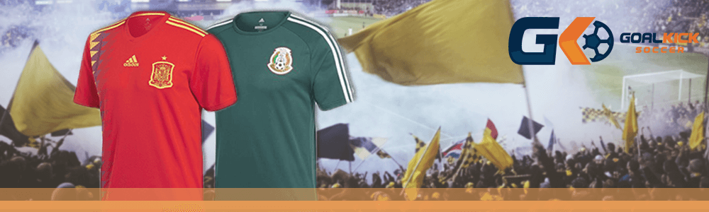 finest selection c48a1 3307a World Cup Jerseys and Soccer Gear | Goal Kick Soccer