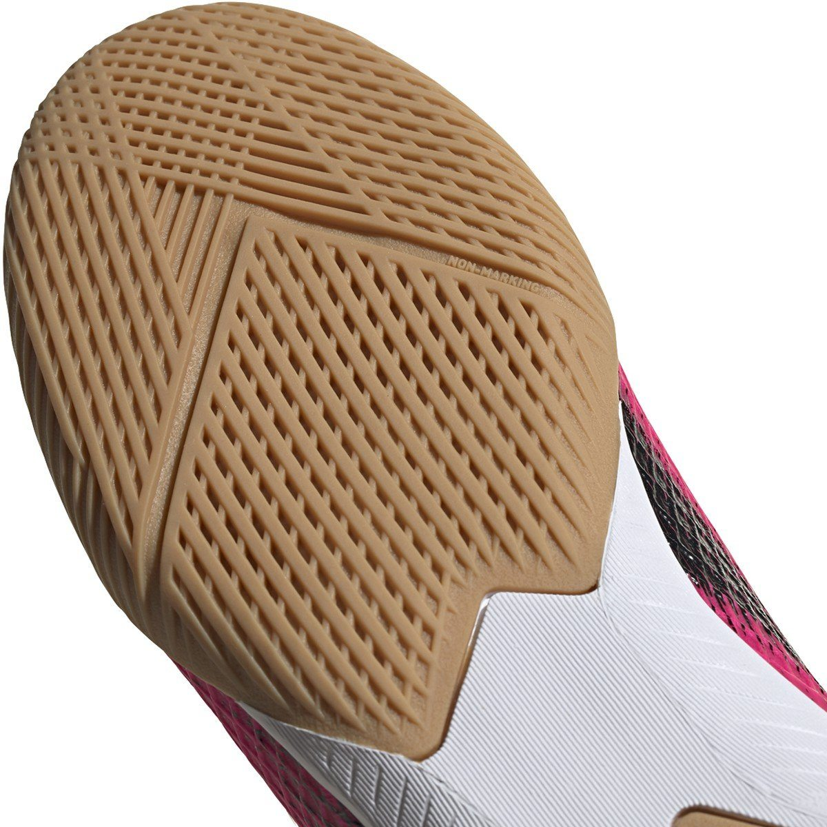 adidas Junior X Ghosted.3 Indoor Soccer Shoe | FW6925 - Goal Kick ...