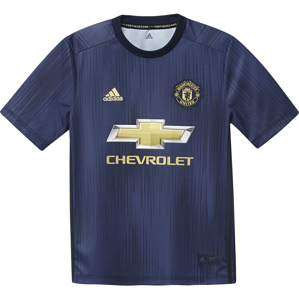 adidas Kid's Manchester United 3rd Jersey 2018/2019   DP6017