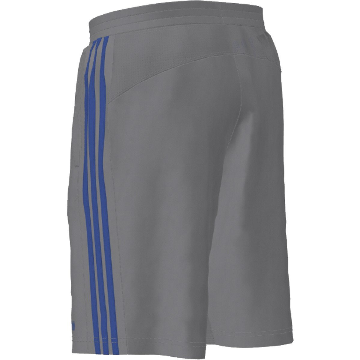 adidas Men's Design 2 Move Climacool 3 Stripes Shorts | GL1955 Shorts Adidas adult Small Grey Three F17/Glory Blue