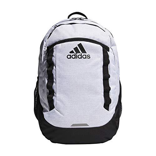 adidas Unisex Excel Backpack | 5148284 Bags Adidas One Size Jersey White/Black