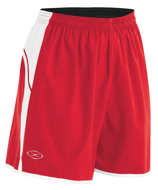 Girl's Xara Universal Short Team Shorts Xara Medium Red/White