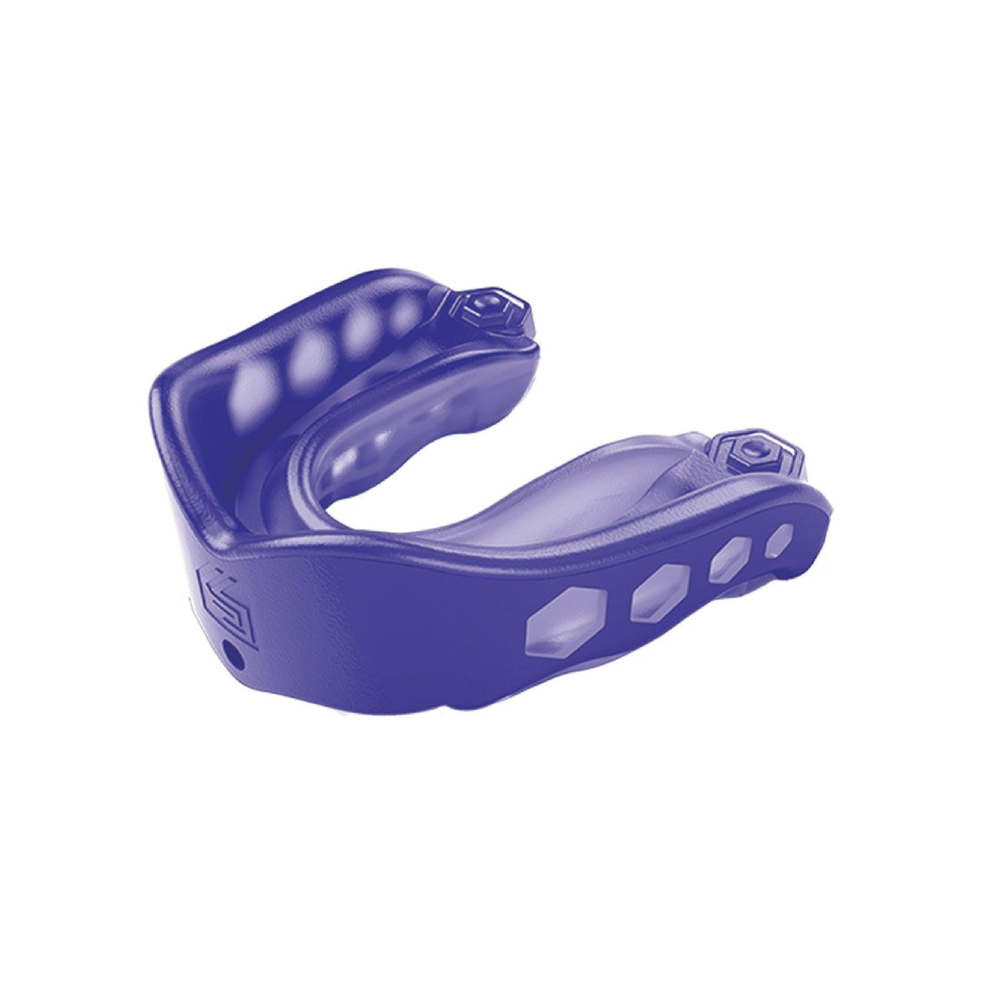 Shock Doctor Youth Gel Max Convirtible Mouth Guard Equipment Shock Doctor Youth Purple