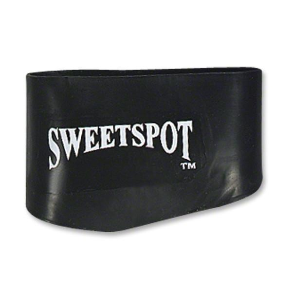 """The Original"" Sweet Spot Soccer Shoe Band Accessories Sweet Spot OSFM Black"