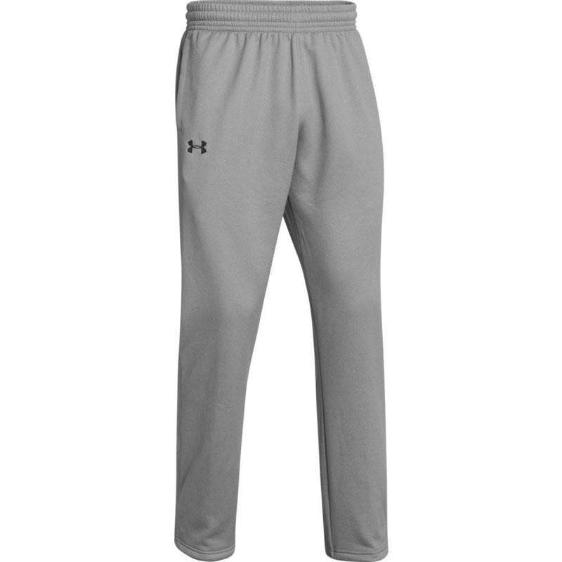 Under Armour Men's Armour Fleece Sweatpant Pants Under Armour Small True Grey Heather