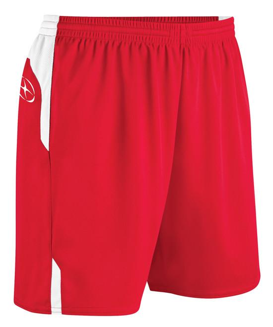 Women's Xara Continental Shorts Team Shorts Xara Small Red/White
