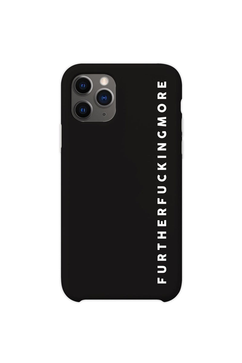Giggly Squad: Furtherfuckingmore Black Phone Case