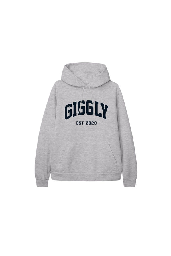 Giggly Squad: Est. 2020 Grey Hoodie