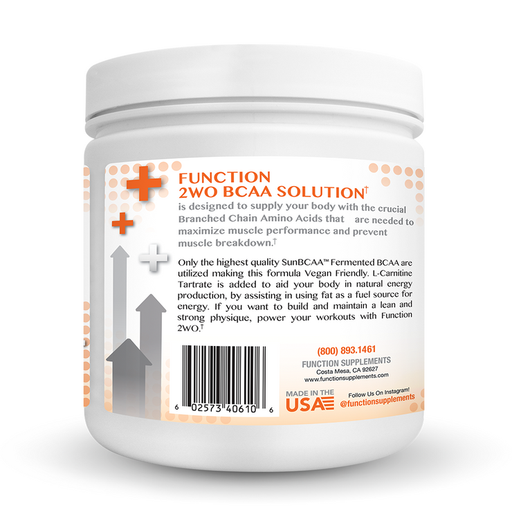 Function Two | BCAA Solution