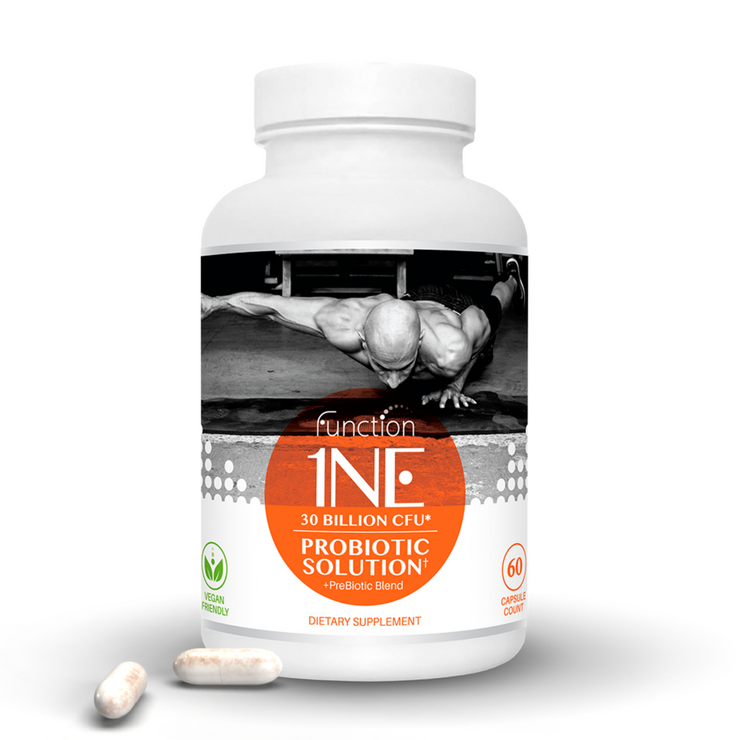 Function One | Probiotic Solution