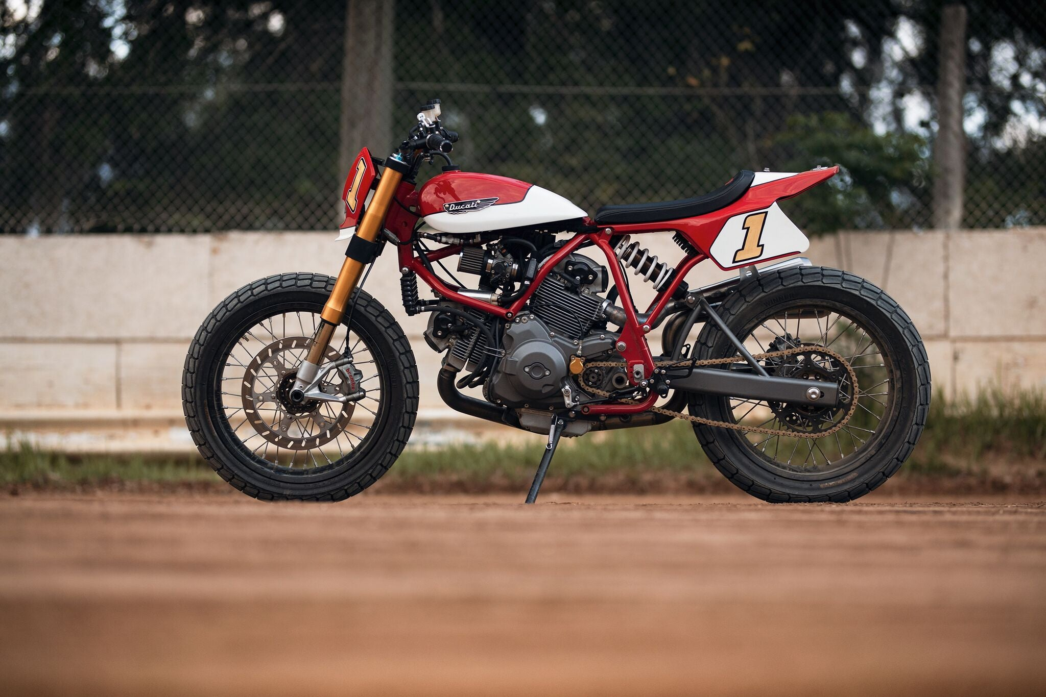 Fuller Moto | The Limited Edition Street Tracker