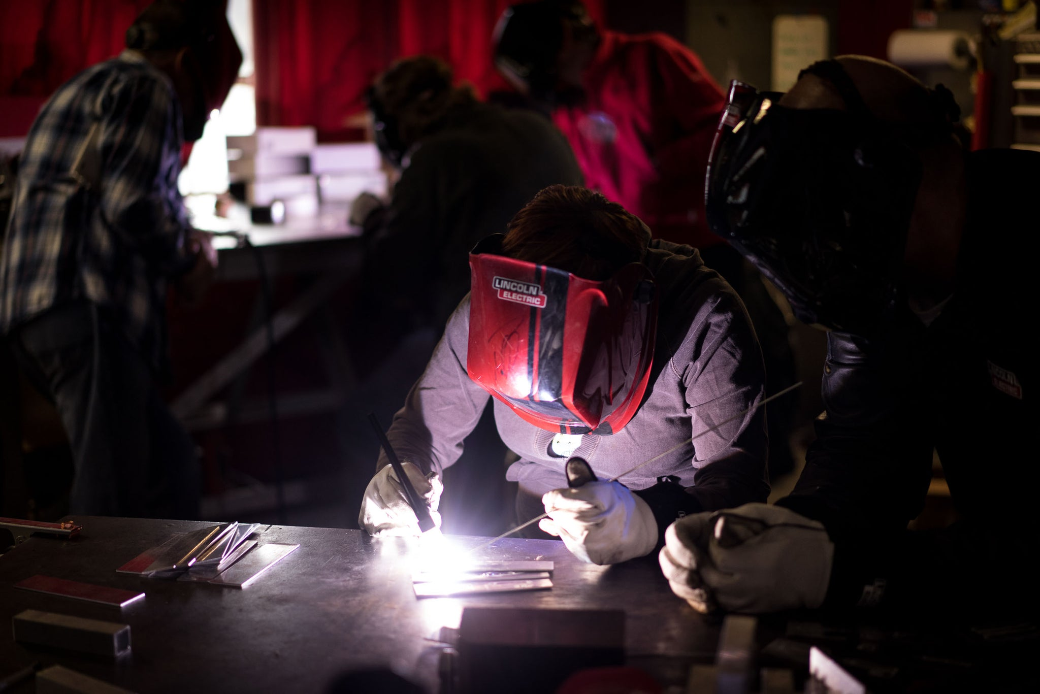 Fuller Moto | Full-Bore LIVE! Learn to Weld Welding Seminar in Atlanta