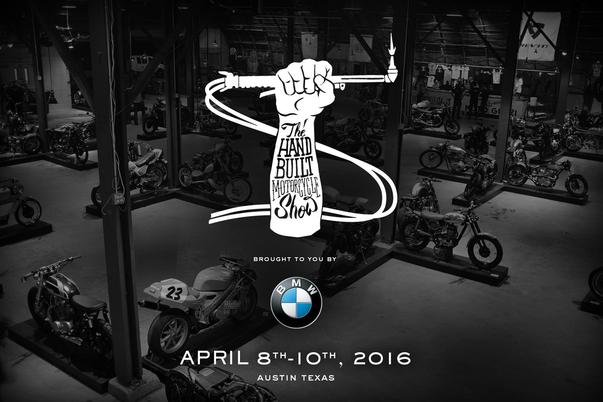 Fuller Moto Heads to The Handbuilt Motorcycle Show 2016 Austin