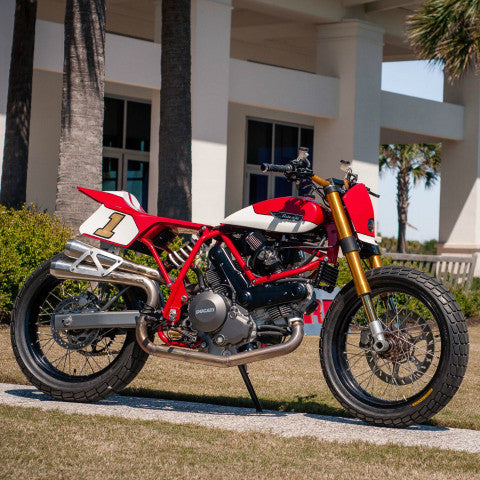 Limited Edition Ducati Pro-Street Tracker