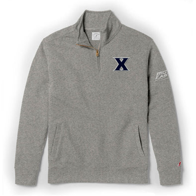 Big East Conference Stadium Xavier 1/4 Zip Fleece