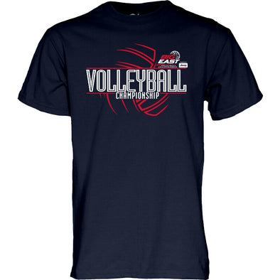 Big East Volleyball Championships Short Sleeve T-Shirt