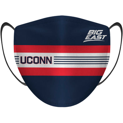 Big East Conference UConn Face Mask