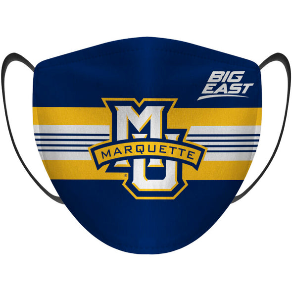 Big East Conference Marquette Face Mask