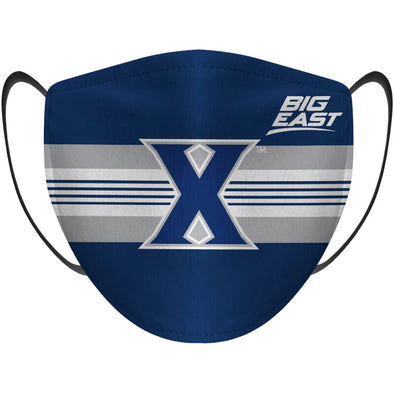 Big East Conference Xavier Face Mask