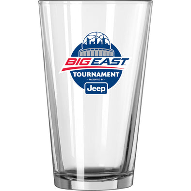 Big East Men's Tournament Pint Glass
