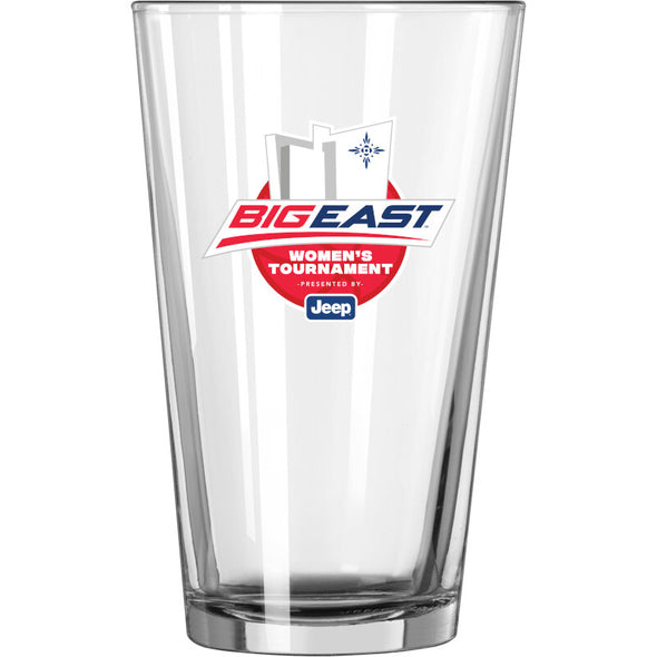 Big East Women's Tournament Pint Glass