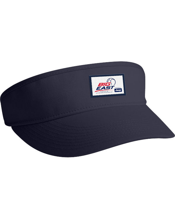 Big East Tennis Putter Visor