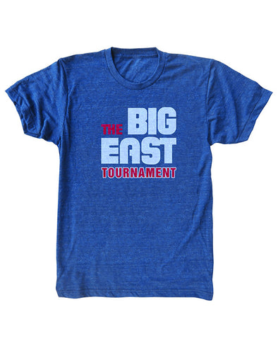 Big East Conference Vintage T-Shirt