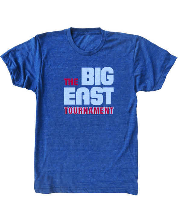 Big East Conference 19nine Big East Vintage Basketball T-Shirt