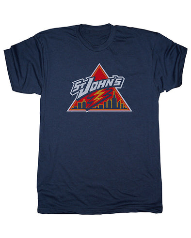 Big East Conference St. John's '95 Logo T-Shirt