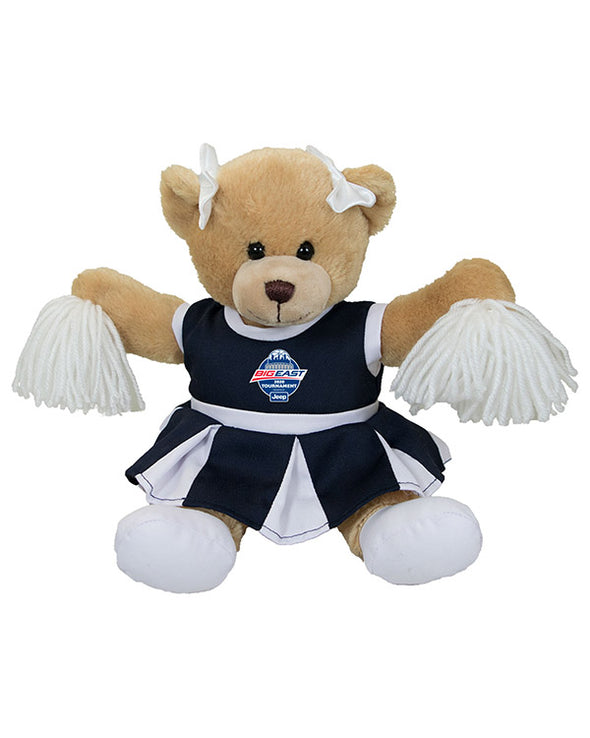 Big East Conference Cheer Bear Carly Plush Toy