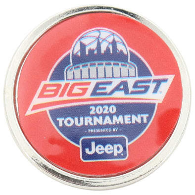 Big East Conference 2020 Men's Basketball Tournament Lapel Pin