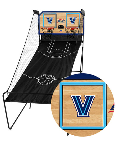 Big East Double Hoop Villanova Game