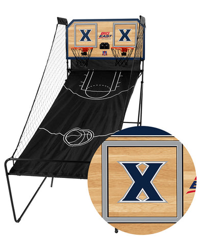 Big East Double Hoop Xavier Game