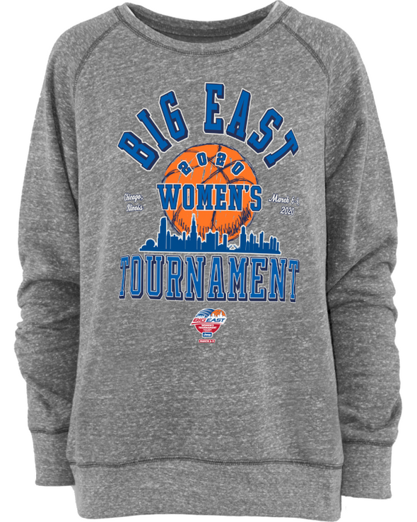 Big East Conference Pressbox 2020 Women's Basketball Tournament Knobi Bishop Shirt