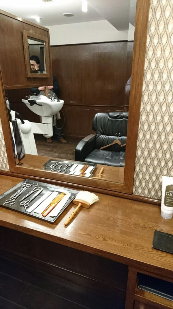 welcome  to   THE  BARBER (勝手に番宣)