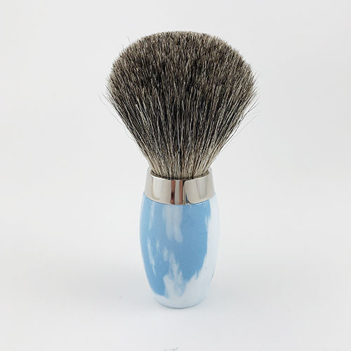 EARTH SILVER TIP BRUSH B206 (badger hair)