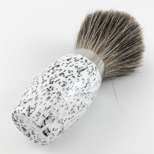 NUMERO SILVER TIP BRUSH B204(アナグマ毛)