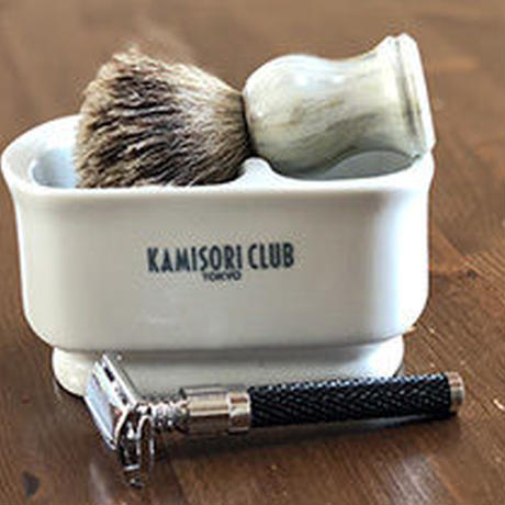 Starter kit starting here! Classical shaving kit (brush & cup)