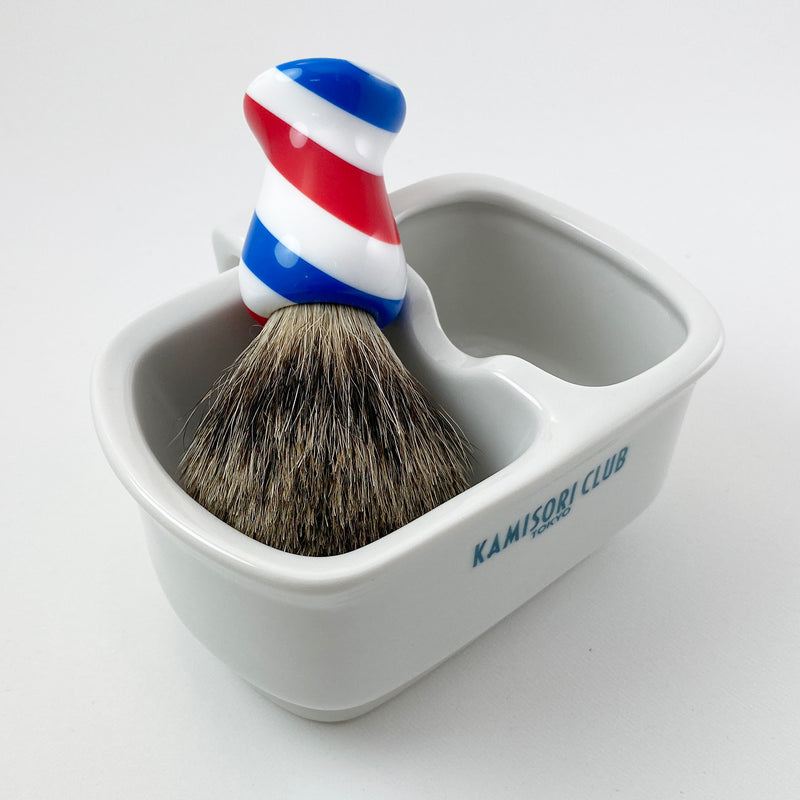 Time Enjoyed Classical Shaving Set (BARBER COLOUR BRUSH) to be inherited from 1903.