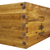 Hoover Hives Wax Coated 10 Frame Deep Bee Box Has Dovetails in Every Joint
