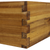 Hoover Hives Wax Coated 10 Frame Medium Bee Box Has Dovetails in Every Joint