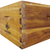 Hoover Hives Wax Coated 8 Frame Deep Bee Box Has Dovetails in Every Joint