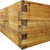 Hoover Hives Wax Coated 8 Frame Medium Bee Box Has Dovetails in Every Joint