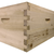 NuBee 8 Frame Deep Bee Box Uses Dovetail Joints