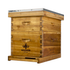 Wax Coated 8 Frame Beehive - (1)Deep & (1)Medium